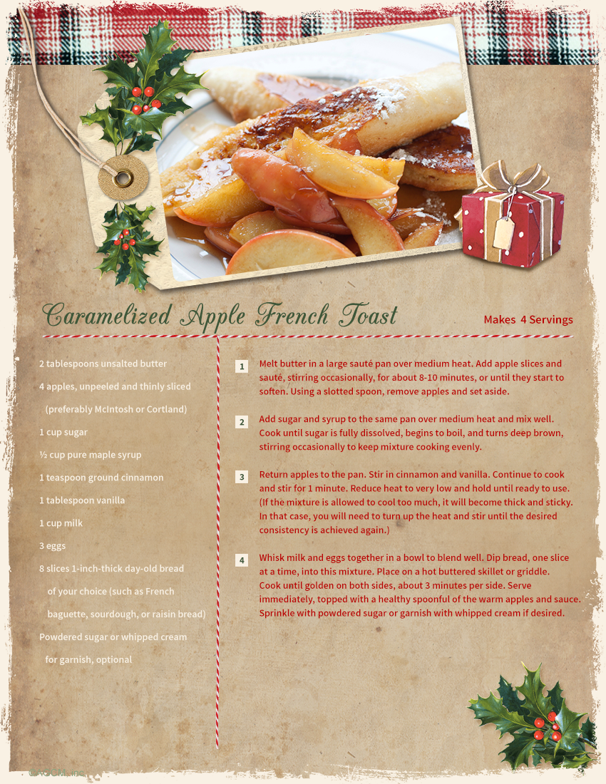 Christmas Breakfast Recipe