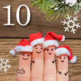 Christmas Inspiration Day 10