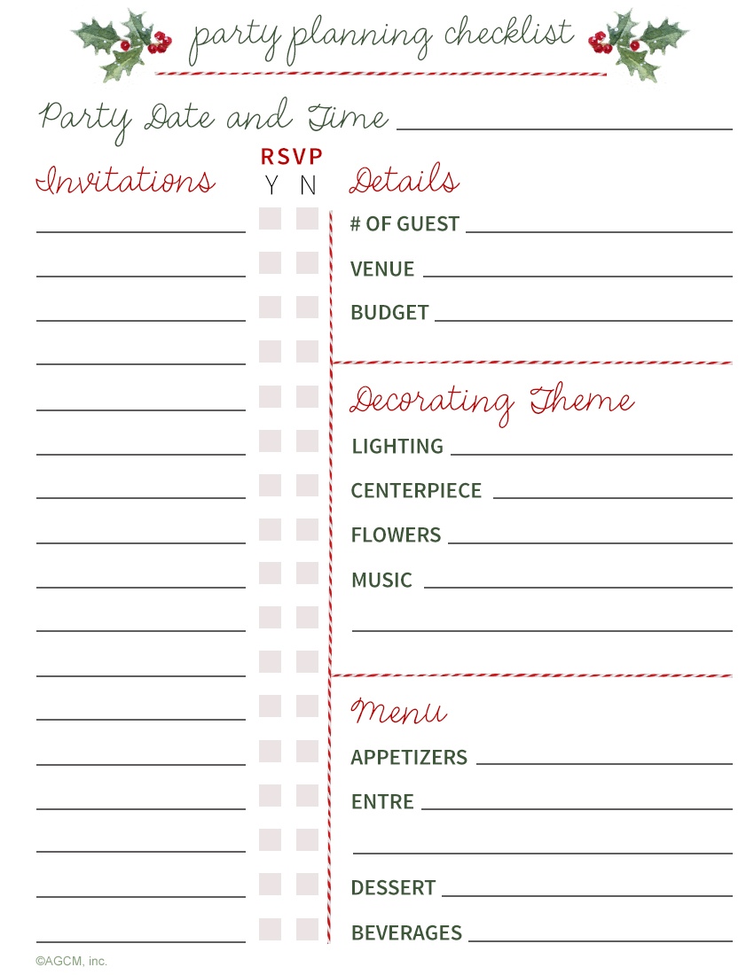 Christmas Party Planning.Christmas Party Tips And Ideas Blue Mountain