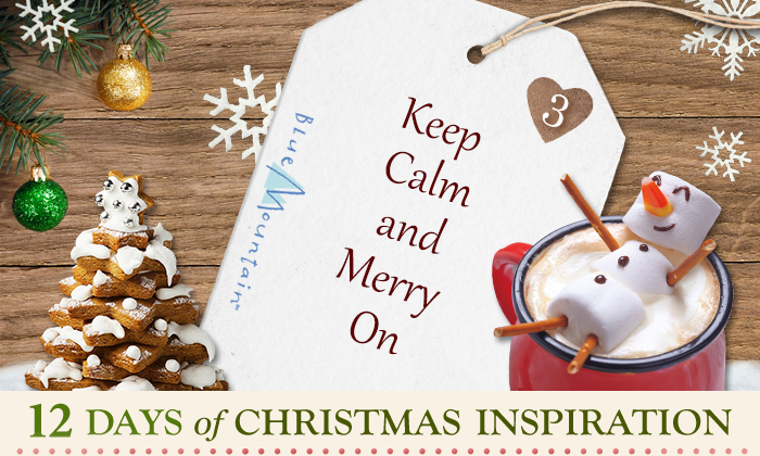 Keep Calm And Merry On (Print, Post, Or Share This Dayu0027s Inspirational  Christmas Quote!)