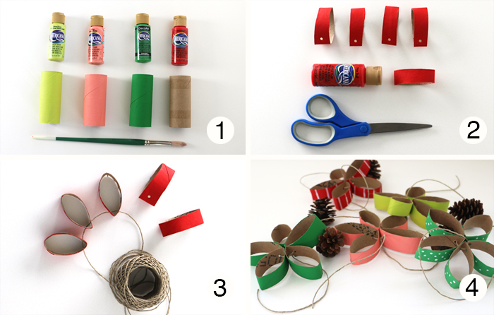 Christmas Ornament Craft Instructions