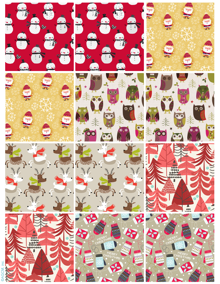 Printable Christmas Matching Game