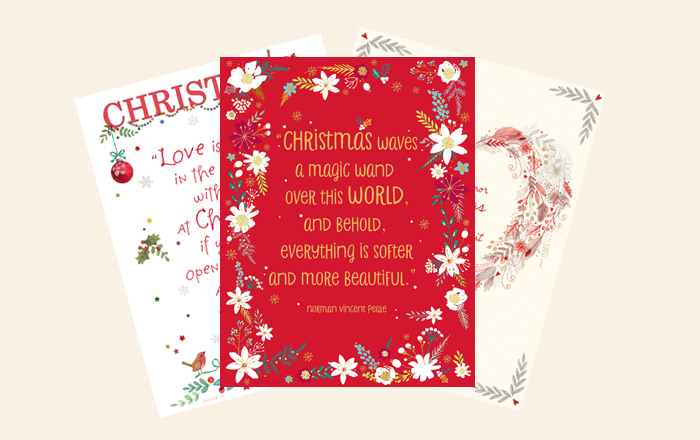 Christmas Quotes 21 Inspirational Sayings To Share During: Christmas Card Sayings Quotes & Wishes