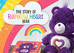 Story of Rainbow Heart Bear Care Bears Video Clips
