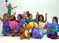 Cute Kids Cuddly Care Bears Care Bears Video Clips