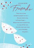 Winter Friendship 5x7 Folded Card