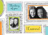 Framed Pictures 7x5 Folded Card