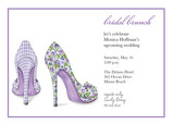 Brunch Pumps 7x5 Flat Card