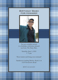 Plaid Bash 5x7 Flat Card