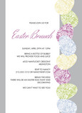 Pretty Easter Brunch 5x7 Flat Card