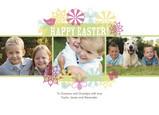 Easter Pinwheels 7x5 Flat Card