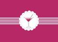 Hot Pink Martini 5.25x3.75 Folded Card