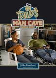 Dads Man Cave 5x7 Folded Card