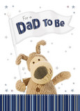 Dad to Be 5x7 Folded Card
