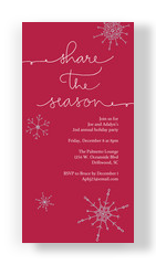 Share the Season 4x8 Flat Card
