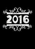 Awesome 2016 5x7 Folded Card