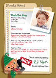 North Pole Elves 5x7 Flat Card