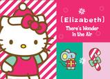 Wonder In Air 7x5 Folded Card