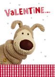 Valentine Hello 5x7 Folded Card