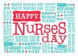 Happy Nurses Day 7x5 Folded Card