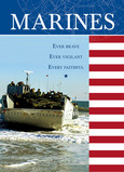 Veteran's Day - Marines 5x7 Folded Card
