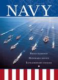 Veteran's Day - Navy 5x7 Folded Card
