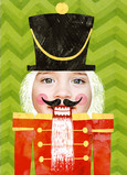 Photo Face Nutcracker 5x7 Folded Card