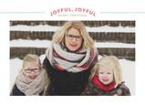 Joyful Joyful 7x5 Postcard