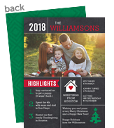 2018 Highlights 5x7 Flat Card
