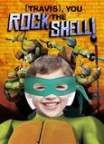 Rock the Shell 5x7 Folded Card
