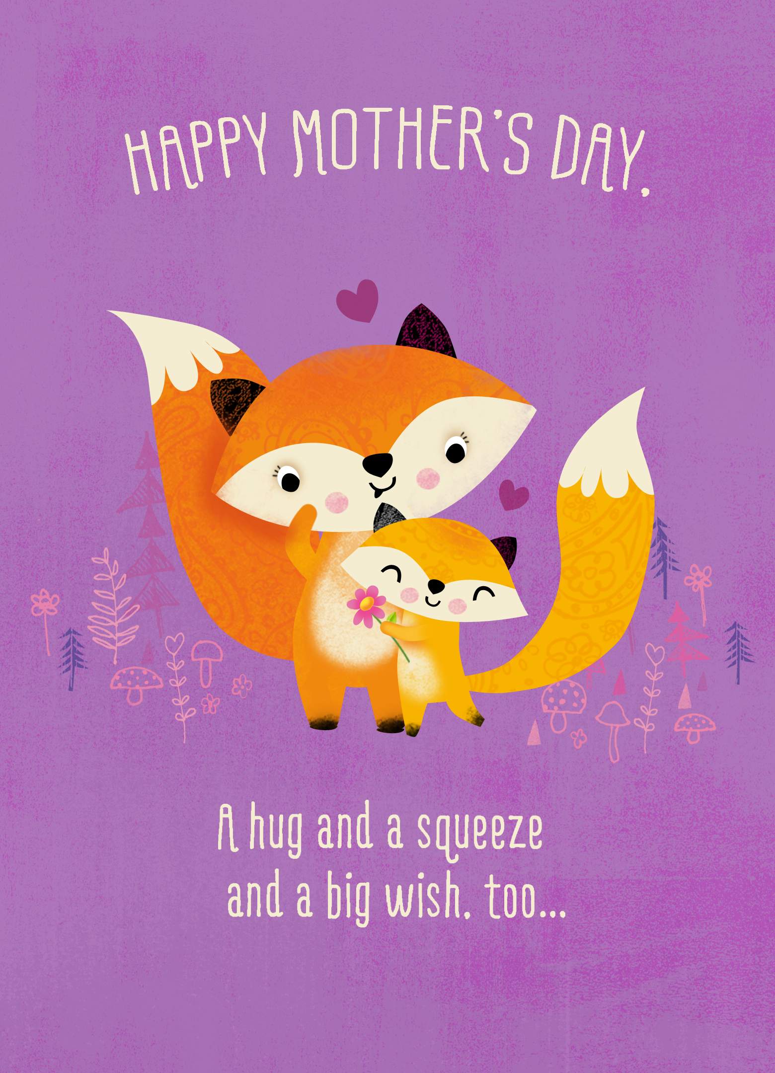 Mothers Day Cards Personalize Mail Today Cardstore