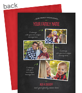 CYO - 2015 Family Highlights 5x7 Flat Card