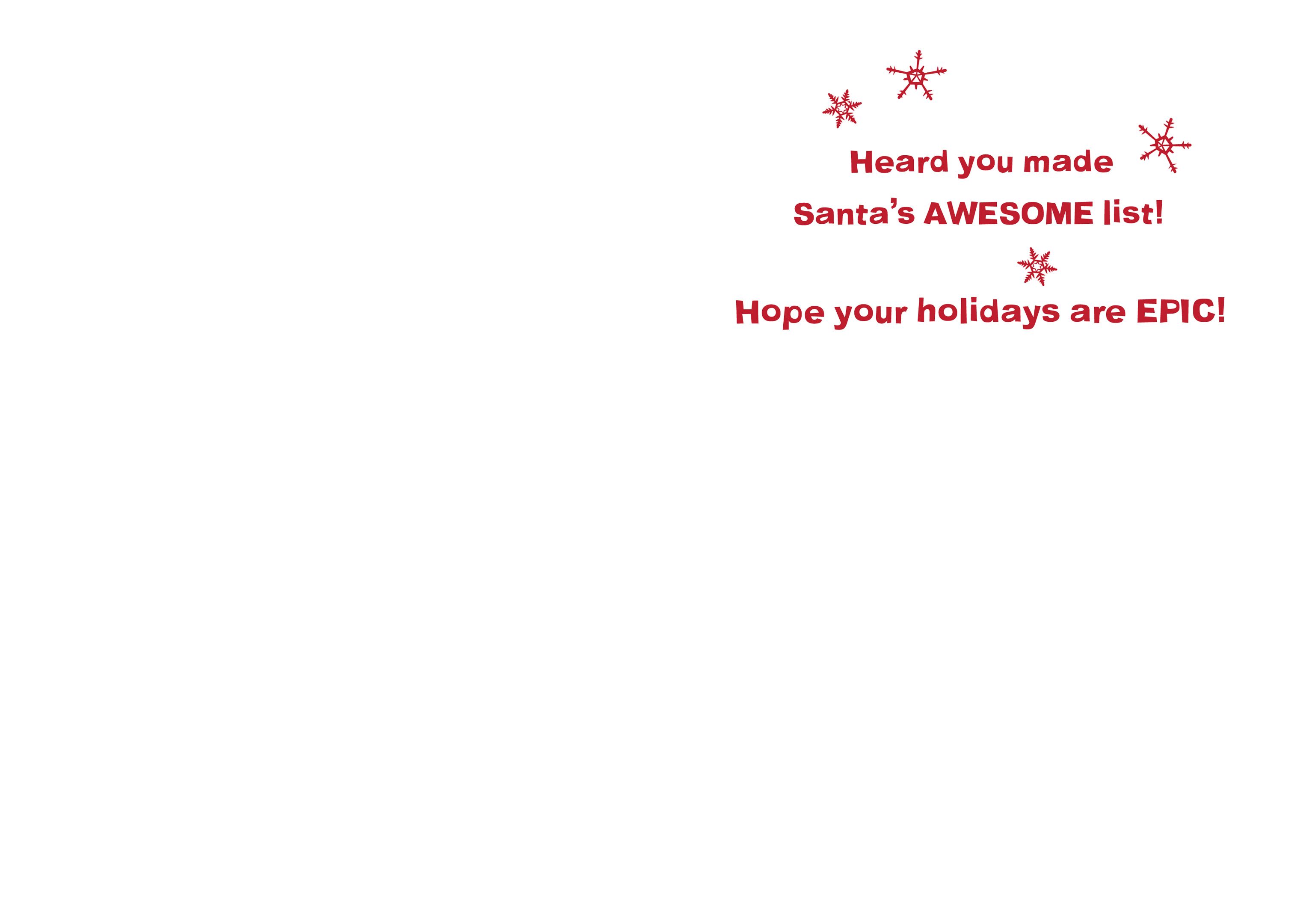 design your own christmas cards postcards or invitations cardstore