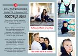 2015 Family Tribune 7x5 Postcard