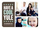 Have Cool Yule 7x5 Postcard