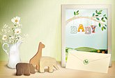 Bundle of Joy (photo card)