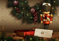 The Nutcracker (photo card)