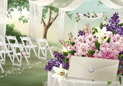Wedding Day (photo card)