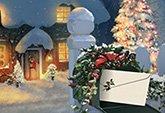 Christmas Post (photo card)