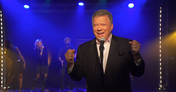william shatner shout out song  personalized lyrics