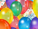 Balloon Fun Interactive Birthday eCards