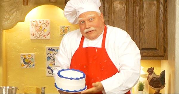 Stupendous Baker Bob Birthday Cake Ecard Personalize Birthday Ecard Funny Birthday Cards Online Drosicarndamsfinfo