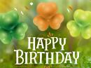 Irish Birthday Blessing (Interactive) Birthday eCards