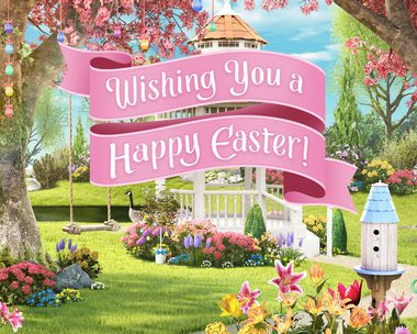 Egg-Ceptional Easter Hidden Objects Game