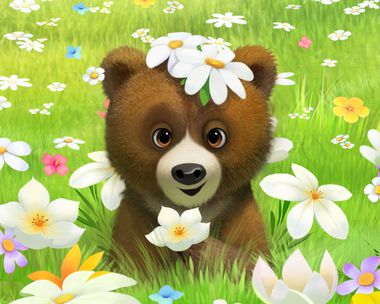 Talking Bear Mother's Day (Personalize)