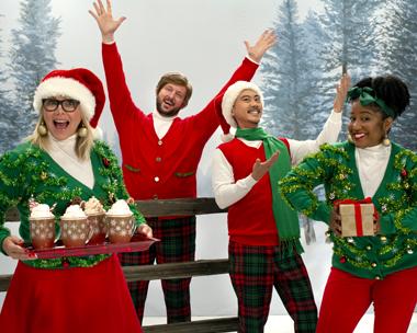 Nutcracker Name Christmas Song (Personalize Lyrics)