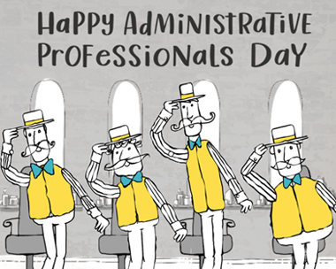 Barber Shop National Admins Day (Personalize)