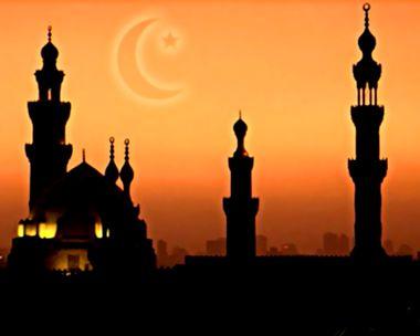 Blessed Ramadan Ecard