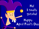 Gotcha! April Fool's Day eCards