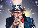 Uncle Sam's Request Independence Day eCards